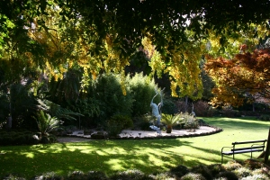 The Temperate Garden